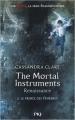 Couverture La cité des ténèbres / The mortal instruments : Renaissance, tome 2 : Le prince des ténèbres Editions Pocket (Jeunesse) 2018