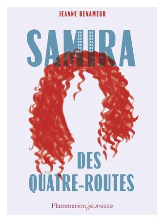 Couverture Samira des Quatre-Routes