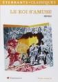 Couverture Le roi s'amuse Editions Flammarion (GF) 2007