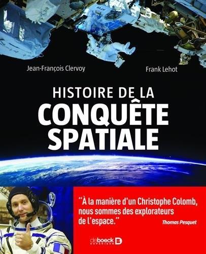 Couverture Histoire de la conquête spatiale