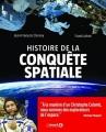 Couverture Histoire de la conquête spatiale Editions de Boeck 2017