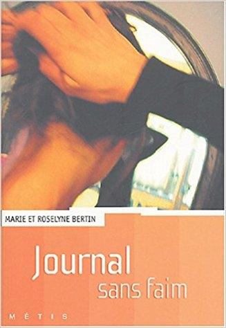 Couverture Journal sans faim