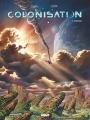 Couverture Colonisation, tome 2 : Perdition Editions Glénat (Grafica) 2018
