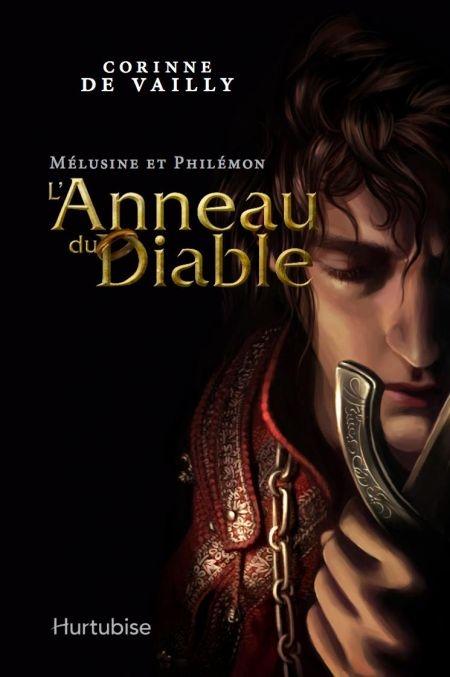 Couverture Mélusine et Philémon, tome 1 : L'anneau du diable