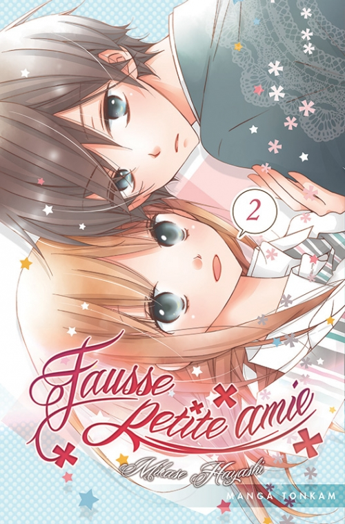 Couverture Fausse petite amie, tome 2