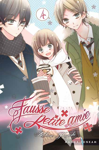 Couverture Fausse petite amie, tome 4