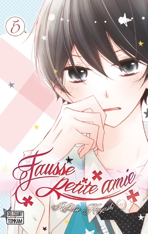 Couverture Fausse petite amie, tome 5