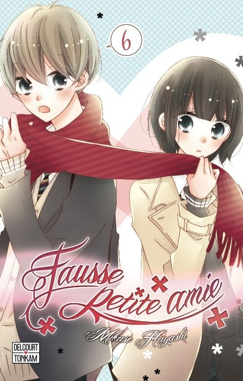 Couverture Fausse petite amie, tome 6