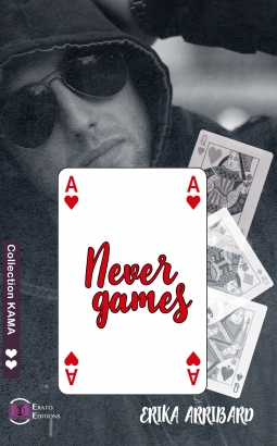 Couverture Never games