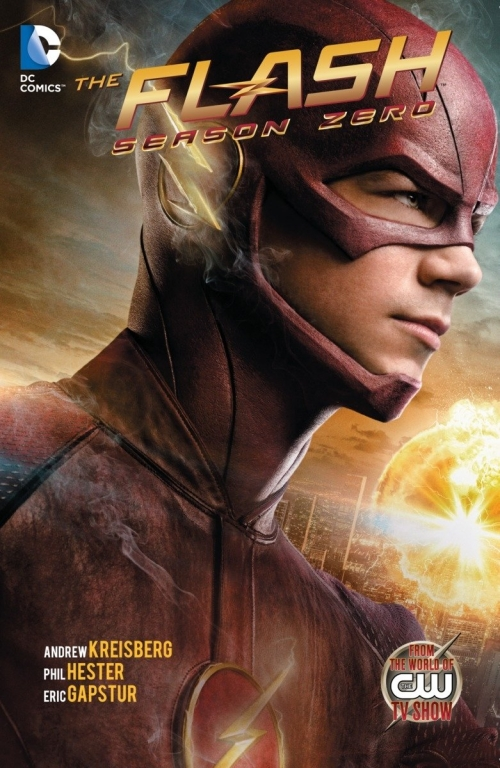 Couverture The Flash, season 0