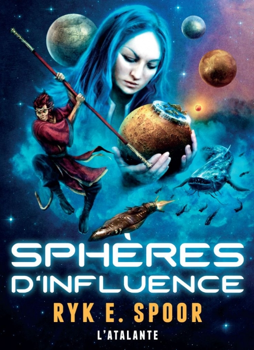 Couverture Grand Central Arena, tome 2 : Sphères d'influence