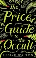 Couverture The Price Guide to the Occult Editions Candlewick Press 2018