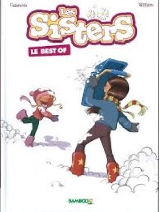 Couverture Les sisters : Le best of