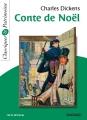 Couverture Un chant de Noël / Le drôle de Noël de Scrooge / Cantique de Noël Editions Magnard (Classiques & Patrimoine) 2017