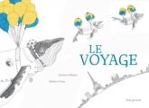 Couverture Le voyage Editions Seuil (Albums jeunesse) 2018