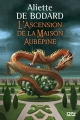 Couverture Dominion of the fallen, tome 2 : L'ascension de la maison Aubépine Editions 12-21 2018