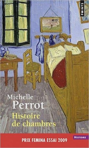 Couverture Histoire de chambres