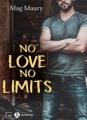 Couverture No love no limits Editions Addictives (Luv) 2018