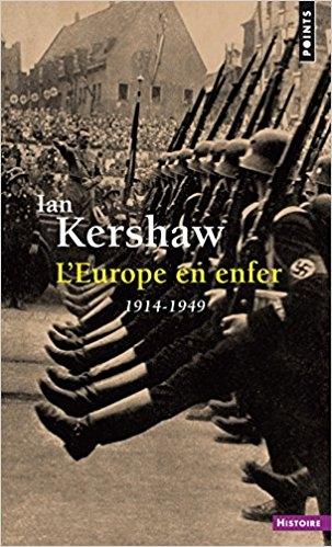 Couverture L'Europe en enfer : 1914-1949