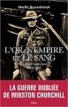 Couverture L'or, l'empire et le sang Editions Seuil (L'univers historique) 2018