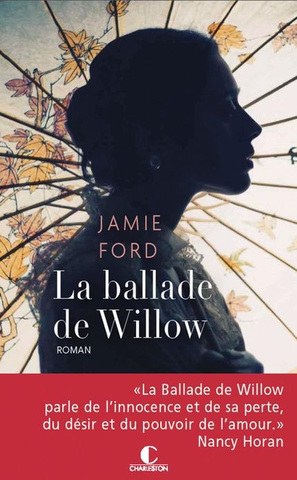 Couverture La ballade de Willow