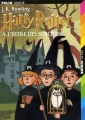 Couverture Harry Potter, tome 1 : Harry Potter à l'école des sorciers Editions Folio  (Junior) 2001