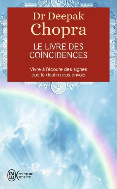 Couverture Le livre des coïncidences