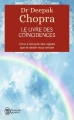 Couverture Le livre des coïncidences Editions J'ai Lu 2010