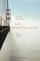 Couverture Les immortalistes Editions Stéphane Marsan 2018