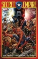 Couverture Secret empire Editions Marvel 2017