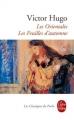 Couverture Les orientales, Les feuilles d'automne Editions Le Livre de Poche (Classiques de poche) 2016