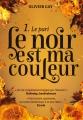 Couverture Le noir est ma couleur, tome 1 : Le pari Editions Rageot 2018