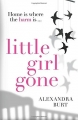 Couverture Little girl gone Editions Denoël 2017