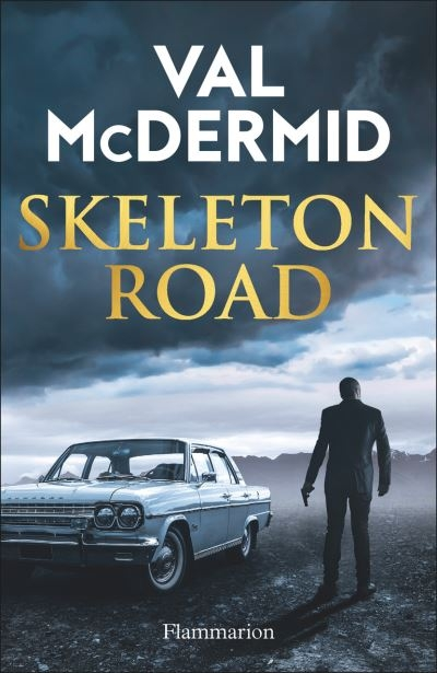 Couverture Skeleton road