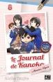 Couverture Le journal de Kanoko : Années lycées, tome 08 Editions Pika (Shôjo) 2018