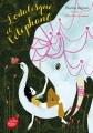 Couverture L'odalisque et l'éléphant Editions Le Livre de Poche (Jeunesse) 2018