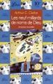 Couverture Les neuf milliards de noms de dieu et autres nouvelles Editions Librio 1998