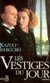 Couverture Les Vestiges du jour Editions Belfond 1996