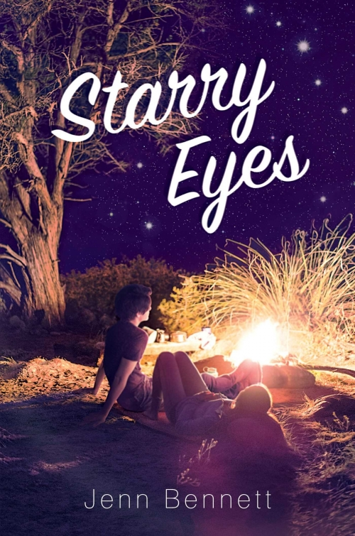 Couverture Starry Eyes