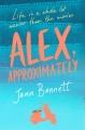 Couverture Alex, peut-être... Editions Simon & Schuster 2017