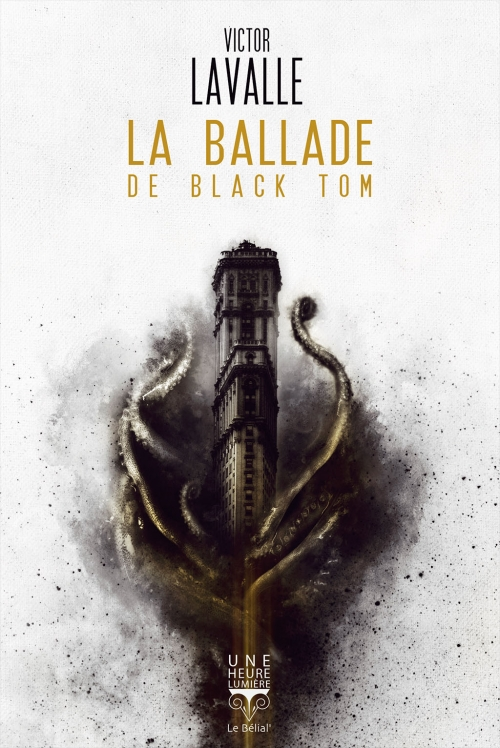 Couverture La ballade de Black Tom