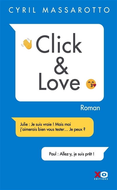 Couverture Click & love