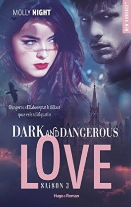 Couverture Dark and dangerous love, tome 3