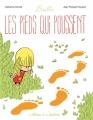 Couverture Linette, tome 1 : Les pieds qui poussent Editions de la Gouttière 2018