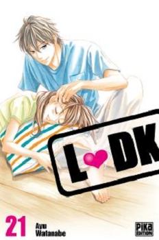 Couverture L-DK, tome 21