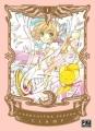 Couverture Card Captor Sakura, deluxe, tome 1 Editions Pika (Shôjo) 2018
