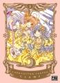 Couverture Card Captor Sakura, deluxe, tome 2 Editions Pika (Shôjo) 2018