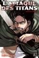 Couverture L'attaque des Titans, tome 24 Editions Pika 2018