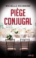 Couverture Piège conjugal Editions Presses de la cité (Thriller) 2018