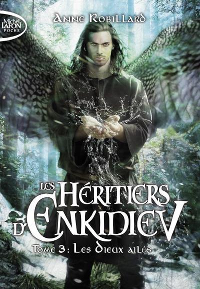 Couverture Les héritiers d'Enkidiev, tome 03 : Les dieux ailés
